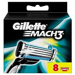 Gillette Mach3 Pack de...