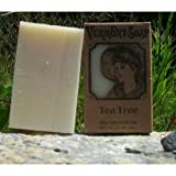 Vermont Soap Organics - Tea Tree 3.5 Oz ...