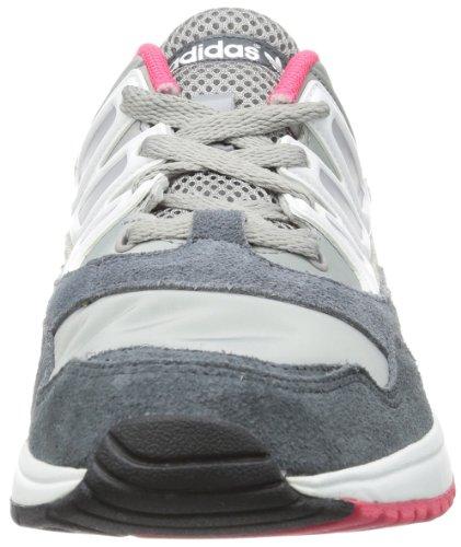 adidas Originals Torsion Allegra, Baskets mode femme Gris - Grau (ALUMI2/RUNWH)