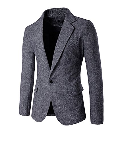 mens-herringbone-smart-casual-blazer-single-breasted-one-button-jacket-coat