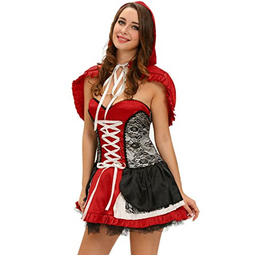 Queen Little Red Riding Hood Size -