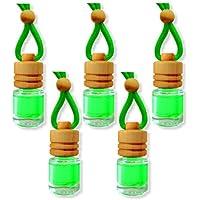 5flaconi Deodoranti elegante per auto auto profumo deodorante–mela verde 25ml–59,96Euro/100ml