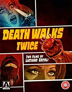 Death Walks Twice: Two Films by Luciano Ercoli Dual Format Limited Edition Boxset [DVD+BLURAY]