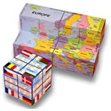 European Nations Cube (6 - 11 years)