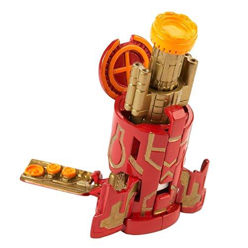 Bakugan Zukantor Battle Gear - Red (Pyrus)
