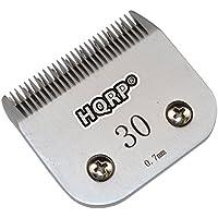 HQRP Cuchilla de cortapelos de animales [tamaño 30] para Andis 64071/AG/AGC/AGP/AGRC/AGCL/AGR+/AGRV/MBG/SMC Posavasos