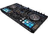 Pioneer DDJ-RX DJ-Regler Schwarz