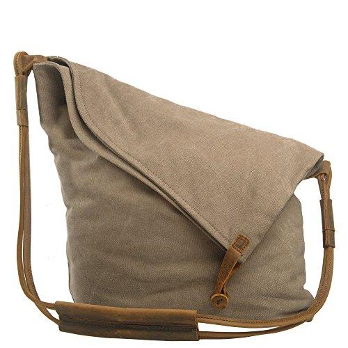 Hobo Crossbody Bag for Women, P.KU.VDSL Slouch Bag, Canvas Hobo Shoulder Bag Flap Crossbody Bag for School Shopping