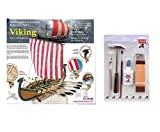 Outletdelocio. Artesania Latina 19001-N. Maqueta de Barco Vikingo en Madera. Viking. Escala 1/75 + Herramientas. 8898/57395