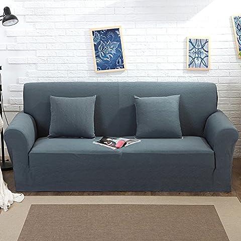 VERCART Housse de Canapé imprimée Couverture Extensible Décoration de Salon
