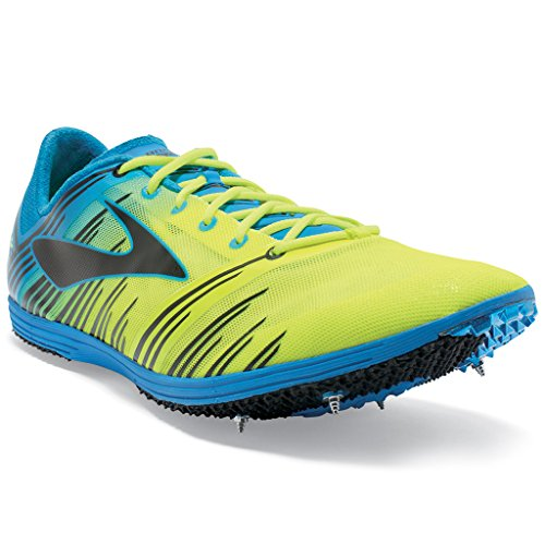 Brooks WIRE 4, Scarpe chiodate da mezzofondo, Nightlife/BrooksBriteBlue/Black Nightlife/BrooksBriteBlue/Black