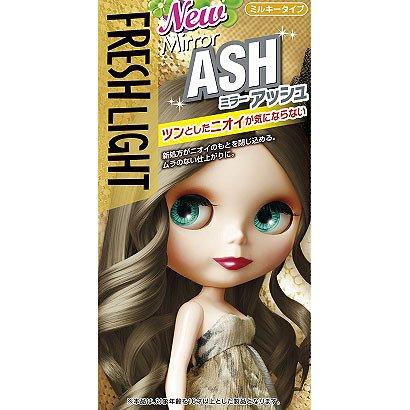 Fresh Light Hair Color - Millor Ash