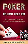 """""""No Limit Holdem: Top Winning Strategies for Successful Poker Players"""" is a book designed for poker players looking to gain a deeper understanding of poker strategy, and move beyond breaking-even. These strategies focus around micro, low, and some mi..."""