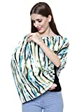 Feather Hug 360° Nursing covers, Breastfeeding Cover Scarf, Car Seat Canopy, Shopping Cart, High Chair, Breast feeding tops - Best Stretchy Infinity Scarf and Shawl- Multi Use Breastfeeding Cover