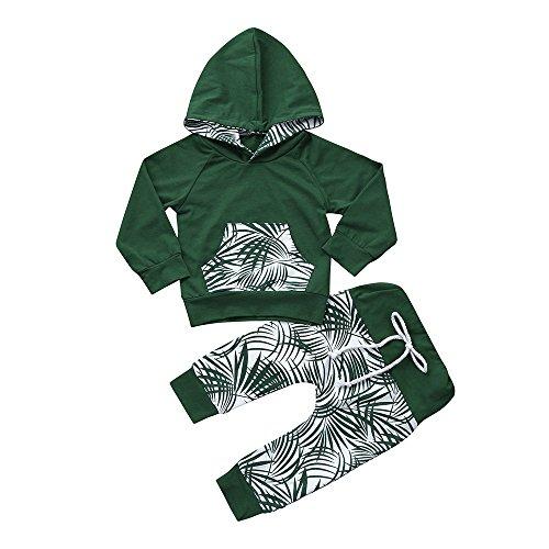 Yanhoo Kinderkleidung, Unisex Kleinkind Baby Kleidung Winter Strick -