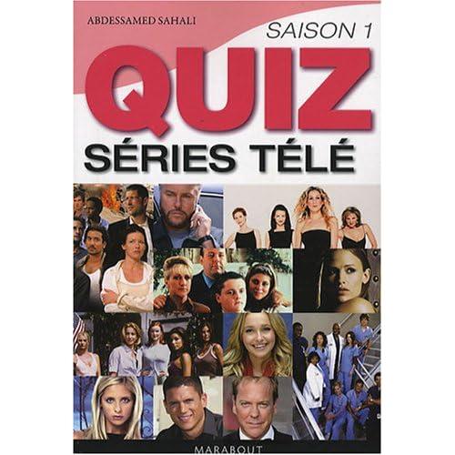 Séries Télé : Le Quiz Saison 1
