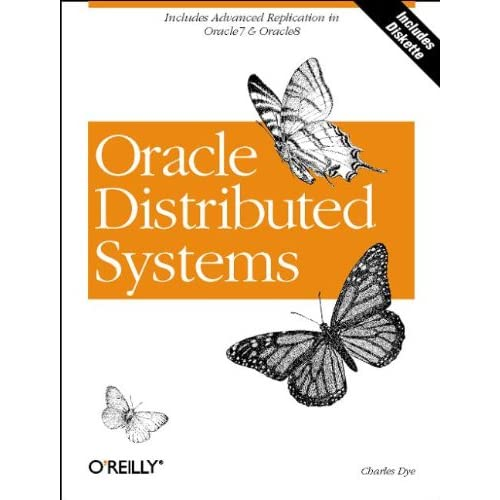 Oracle Distributed Systems  (en anglais)
