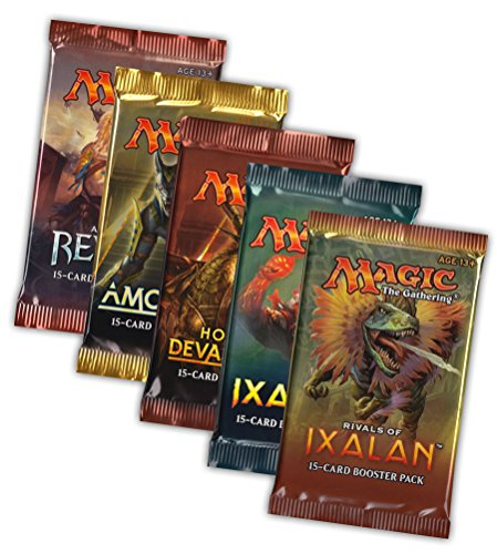 MAGIC The Gathering Bundle AMONKHET Englische Version NEU+OVP