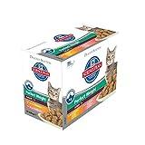 Hill's Science Plan C-54100 Perfect Weight - Comida para gatos 1+, 24 x 85 gr
