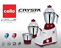 Cello Crysta Mixer Grinder 750w