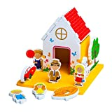 Picnmix House Educational and Learning Bath Toys and Games for 3 year olds to 7 year olds