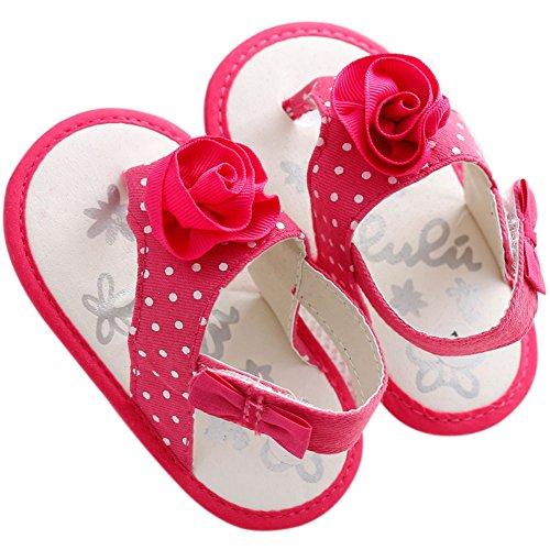 Etrack-Online , Baby Jungen Lauflernschuhe hot pink 12 - 18 Monate Hot Pink