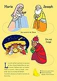 Image de La crèche de Noël : Pliages 4-8 ans