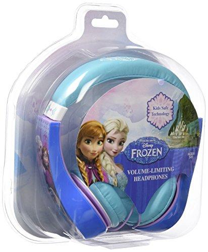 """Preisvergleich Produktbild Disney Frozen-""""Die Eiskönigin"""", Kopfhörer/ Headphones, kindersichere, eingebaute Lautstärkebegrenzung"""