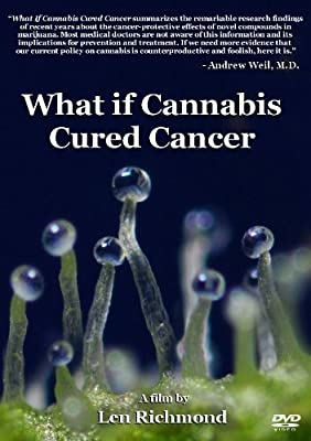 What If Cannabis Cured Cancer [DVD] [Region 1] [US Import] [NTSC]