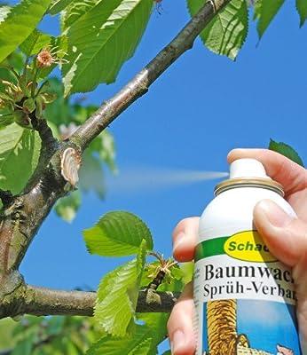 SCHACHT Baumwachs Sprüh-Verband, Wundwachs 200 ml Dose von Schacht auf Du und dein Garten