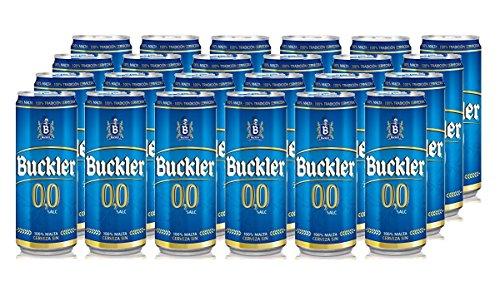 Buckler 00 Beer - Box of 24 x 330 ml - Total 7,92 L