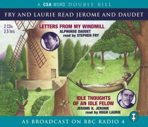Fry and Laurie Read Daudet and Jerome por Alphonse Daudet