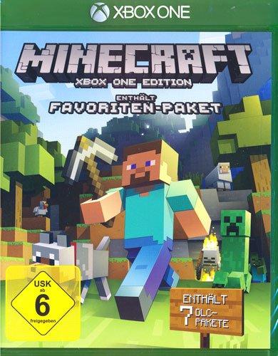 Minecraft - Xbox One Edition (inkl. Favoriten-Paket)
