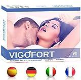 VIGORIZANTE VIGOFORT 90 CAPSULAS | Potencia - Libido - Placer Duradero | Sin Contraindicaciones