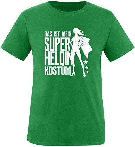 EZYshirt Das ist Mein Superheldin Kostüm Kinder T-Shirt
