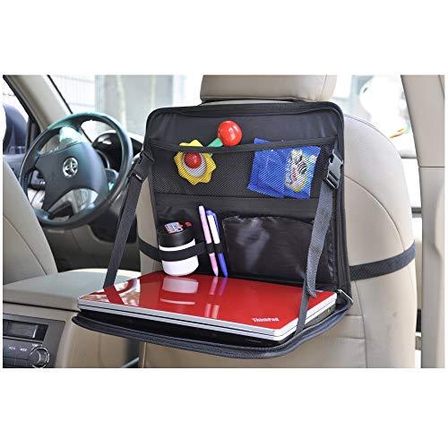 Kiiya-Auto Car Seat Back Bag Car-Computer-Beutel-Auto-Schreibens-Brett-Stuhl Back Bag Folding Notebook-Tasche -