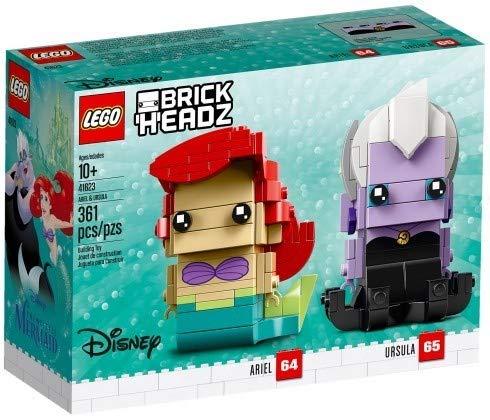 LEGO brickheadz Ariel & Úrsula 41623-bauset
