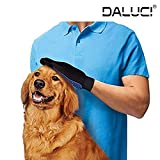 Best Dog Brush For Sheddings - DALUCI True Touch Deshedding Glove for Gentle Review