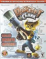 Ratchet & Crank - Prima's Official Strategy Guide de Prima Temp Authors