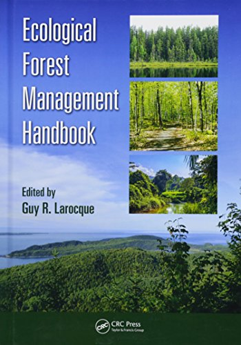 Ecological Forest Management Handbook (Applied Ecology and Environmental Management)