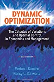 Dynamic Optimization, Seco (Dover Books on Mathematics)