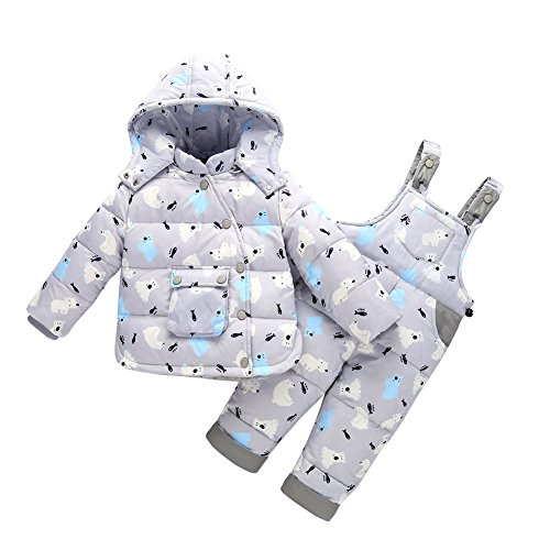 56371ecfbfa4 Per i bambini più piccini, che non superano i 3 anni di età, consigliamo di  scegliere l'ottima tuta LServer composta da una giacca imbottita  fototecnica e ...