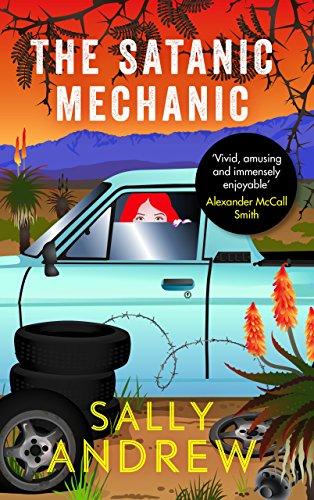 Buchseite und Rezensionen zu 'The Satanic Mechanic' von Sally Andrew