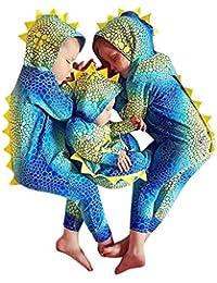 Riou Weihnachten Set Baby Kleidung Pullover Pyjama Outfits Set Familie Infant Neugeborenes Baby Jungen Mädchen... preisvergleich bei kinderzimmerdekopreise.eu