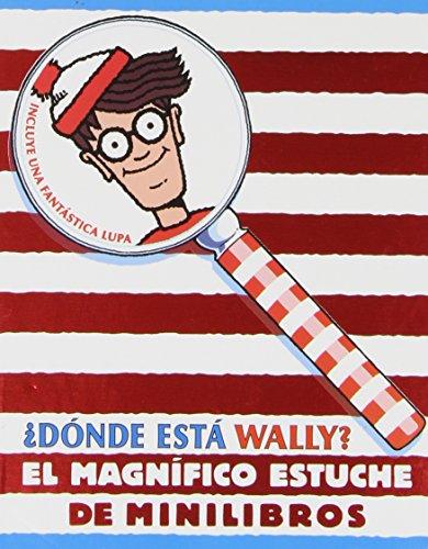 ¿Dónde está Wally? (estuche de minilibros) (WALLY - EDB)