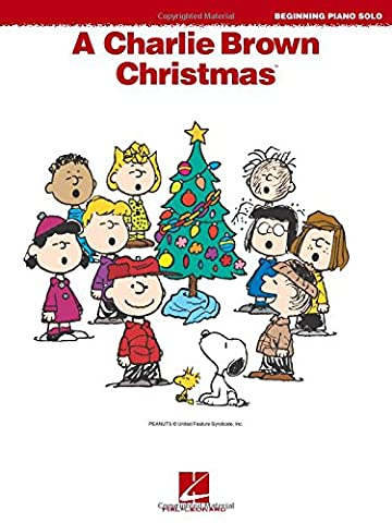 A Charlie Brown Christmas: Beginning Piano Solos