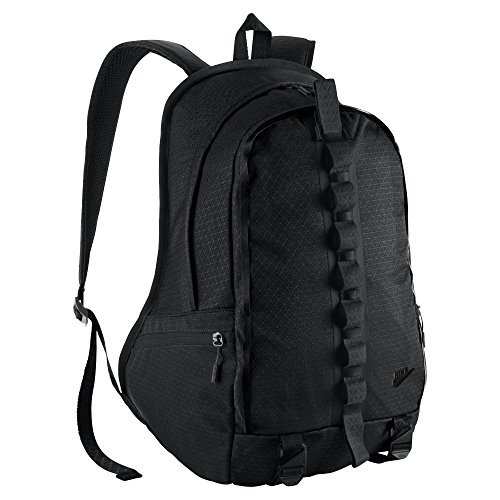 Nike Karst Command Backpack - Mochila para hombre, color negro, talla única