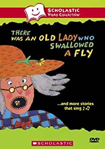 There Was an Old Lady Who Swallowed a Fly & More [DVD] [Region 1] [US Import] [NTSC]
