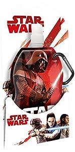 Desconocido Kids- Star Wars Cantimplora Enrollable (SW92344)