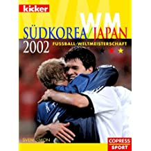 Fussball WM 2002: Korea /Japan